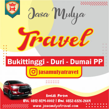 Travel Bukittinggi Duri